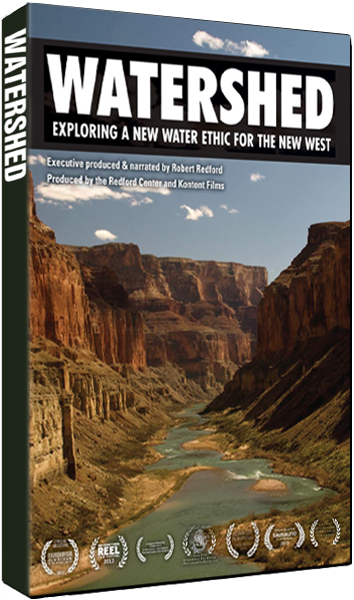 Purchase a DVD of WATERSHED